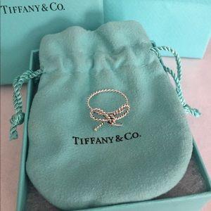 Tiffany & Co. Twist Bow Ring